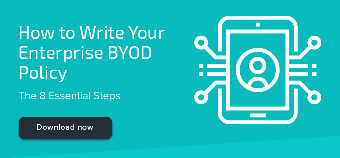 Download the Cass Enterprise BYOD Policy Guide